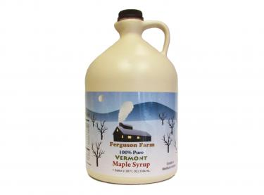 Jug Gallon - 100% Pure Vermont Maple Syrup