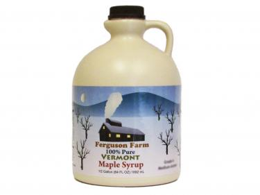 Jug Half Gallon - 100% Pure Vermont Maple Syrup