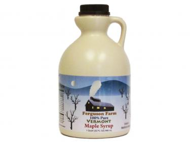 Jug Quart - 100% Pure Vermont Maple Syrup