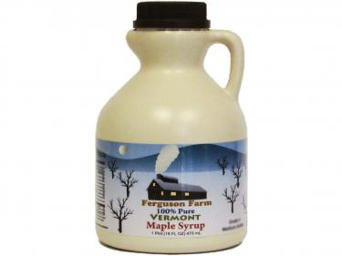 Jug Pint - 100% Pure Vermont Maple Syrup