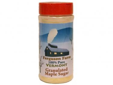 Granulated Maple Sugar - 16oz Shaker