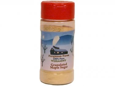 Granulated Maple Sugar - 4oz Shaker