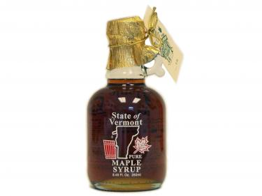 Vermont Glass Jug 250ml - 100% Pure Vermont Maple Syrup