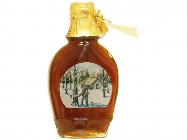 Tree Tapper Glass Bottle 250ml - 100% Pure Vermont Maple Syrup