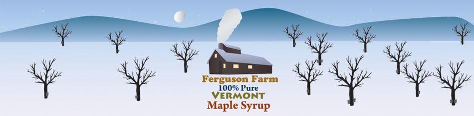 Ferguson Farm Vermont Maple Syrup Logo
